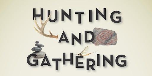 Hunting & Gathering Lecture Series: Traditional Wilderness Skills: Brain Tan Buckskin with Joshua Lisbon