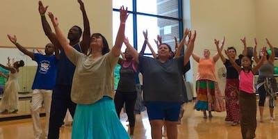 Afro Latin Fest Dance Series: Elegua and Yemaya