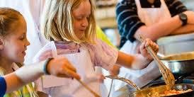 [SOLD OUT] Week 7 - Culinary Summer Camp  (July 22nd-26th, 9am-12:30pm)