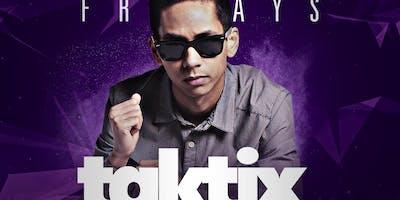#SEVILLAFRIDAYS in DTLB with DJTAKTIX & FRIENDS!