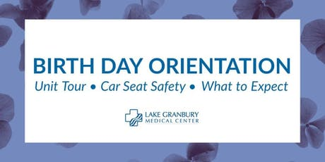 BIRTH Day Orientation tickets