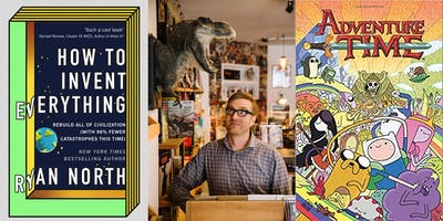 Meet Ryan North, writer of Adventure Time Comics - A PLCAF Event