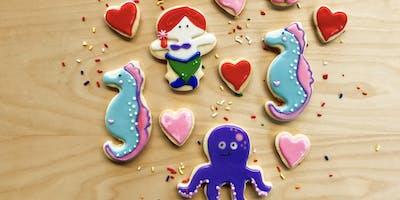 Under The Sea Cookies