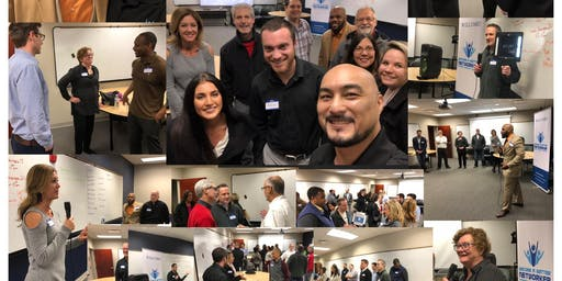 December Networking Social - DANG at the DEC! All are welcome!