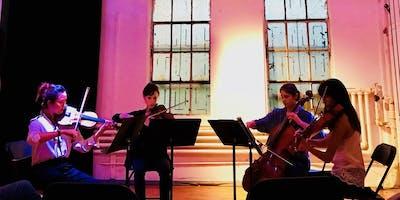 Quartet121 : Inaugural Concert