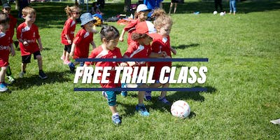 SPORTBALL - FREE CLASS - Ages 16mos-5yrs - Redondo Beach/Torrance