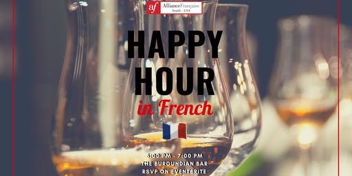 Happy Hour in French