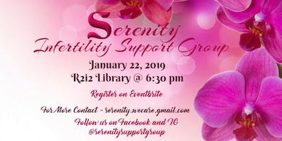 "Serenity ""Infertility"" Support Group"