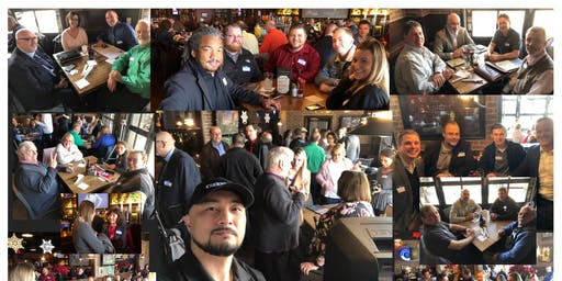 October Networking Luncheon at the Rusty Bucket! All are welcome!