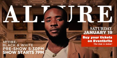 EnspiRED Presents: Allure