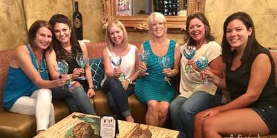 Wine Glass Painting at Pecan Creek Winery 1/19/19 @2pm