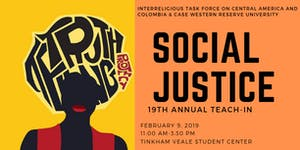 Social Justice Teach-In | Speaking Truth to Power:...