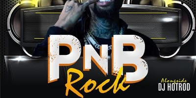 1/26 PnB Rock  & Friends @ Stereo Garden Long Island