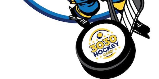 St.Albert 3030 Summer Co-ed Hockey Camp  - Aug 24,25 & 26,27,28, 2019