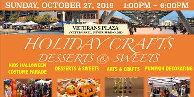 Silver Spring Holiday Crafts, Desserts & Sweets