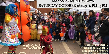 Manassas Holiday Crafts, Desserts & Sweets tickets