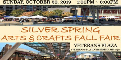 SILVER SPRING ARTS & CRAFTS FALL FAIR