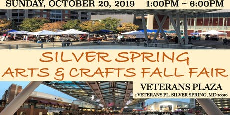 SILVER SPRING ARTS & CRAFTS FALL FAIR tickets