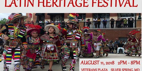 Latin Heritage Festival tickets