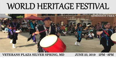 World Heritage Festival - Silver Spring, MD