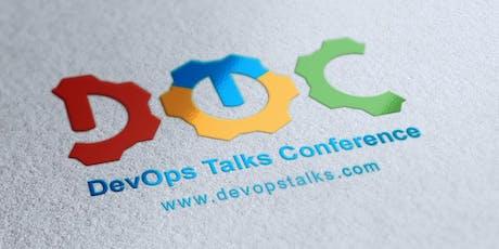DevOps Talks Conference, 10-11 September, 2019, Sydney, Australia tickets