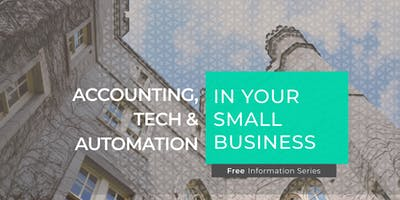 Accounting & Tax Impacting your Business Lunch & Learn