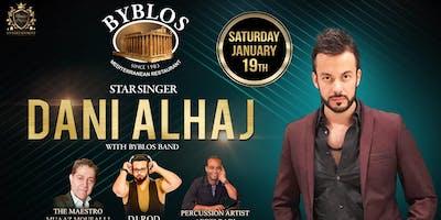 Dinner Bellydance Show & Live Band W/ Super Star Dani El Haj