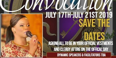 KEGS 2019 10th Annual HOLY CONVOCATION