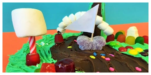 Willy Wonka's Candy Crafts Summer Camp (5-12 Years)
