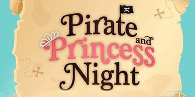 Pirate & Princess Parent's Night Out hosted by WGV Gymnastics
