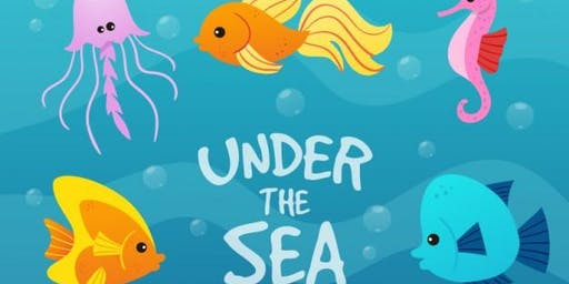 Under the Sea Parent's Night Out - Hosted by WGV Gymnastics