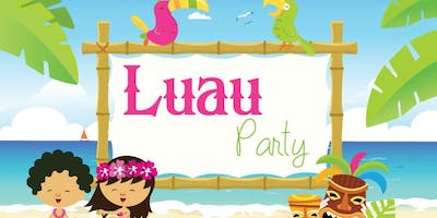 Parents Night Out Luau Kids Party - Hosted by WGV Gymnastics