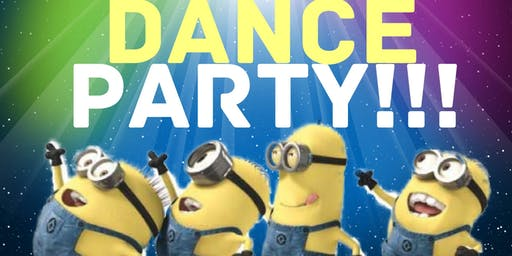 Parents Night Out Kids Dance Party - Hosted by WGV Gymnastics
