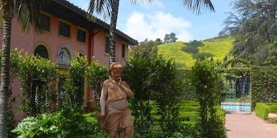 Atlas Obscura Society Los Angeles: Tea at the Villa Narcissa