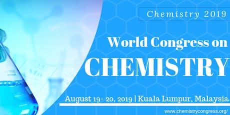 World Congress On Chemistry tickets