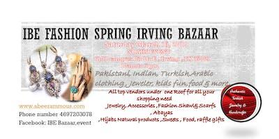 IBE Fashion Spring Bazaar