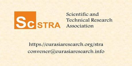2nd ICSTR Barcelona – International Conference on Science & Technology Research, 01-02 August 2019 entradas