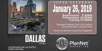 Super Saturday Dallas