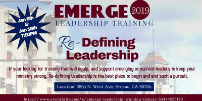 Emerge Leadership Training