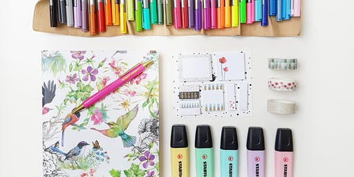 Workshop start je eigen bullet journal