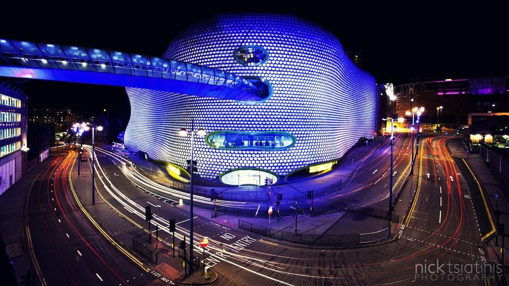Birmingham Seasonal Lighting - Meet Up