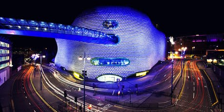 Birmingham Seasonal Lighting - Meet Up tickets