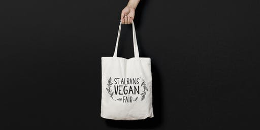 St Albans Vegan Fair - fast-track ticket with a goodie bag