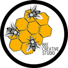Bee Creative Life Drawing Studio logo