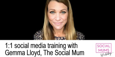 One-to-one training with Gemma Lloyd, The Social Mum tickets