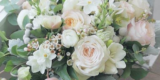 Summer Bridal Bouquet Masterclass - August