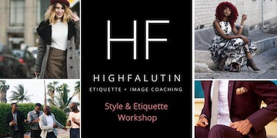 Highfalutin Image Workshop at Macy's for Students