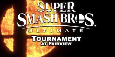 Super Smash Bros Tournament - Fairview