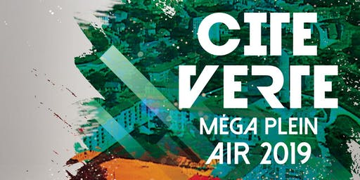 Cité Verte Mega Plein Air 2019