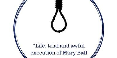 Mary Ball Site Talk